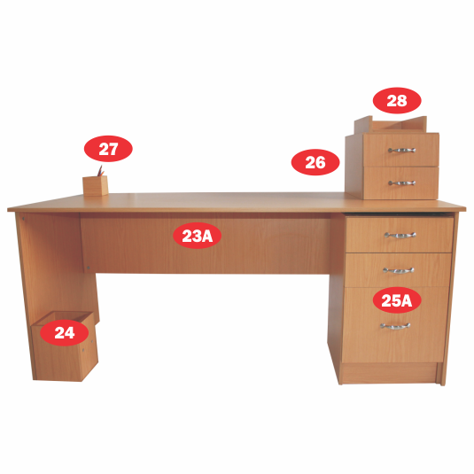 Office Furniture - Etios Range